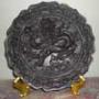 Дракон (барельеф - круг)