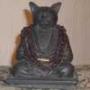 Кот Будда