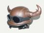 Мотоциклетный шлем + очки Buffalo